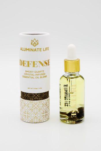 Defense Essential Oil Vial 2 - Aluminate Life