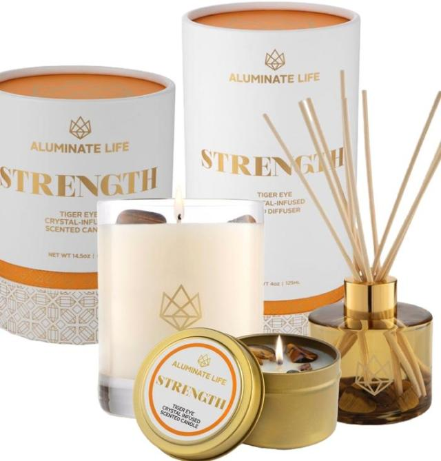 Aluminate Life Strength Collection 3