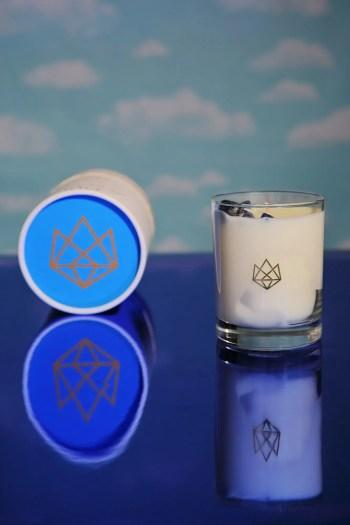 Calm Candle 3 - Aluminate Life