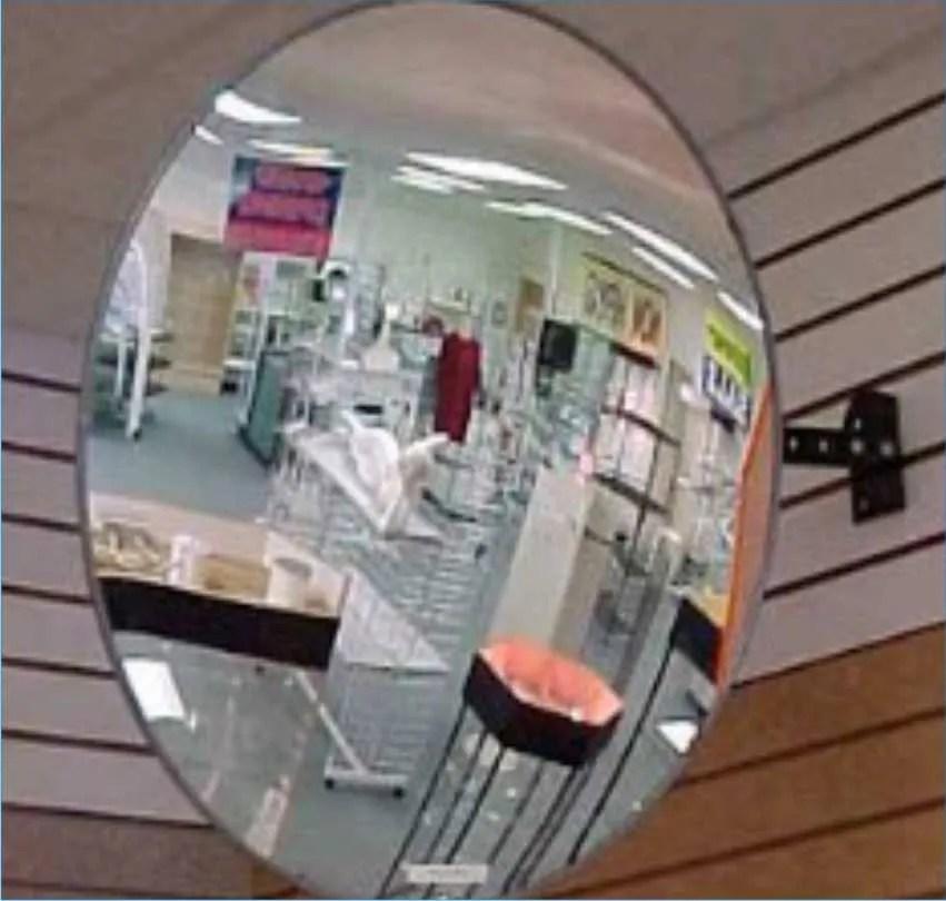 Espejos convexos aluminios del sur tegucigalpa 13 for Espejos planos concavos y convexos