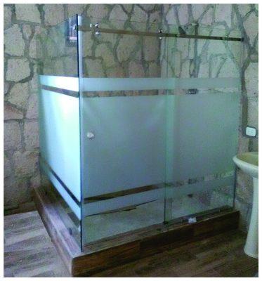 Te Dejaré elegir entre puertas para baño|puertas de aluminio para baño|puertas corredizas para baño|Economicas