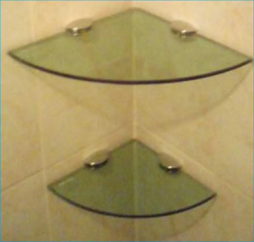 repisas de vidrio modernas