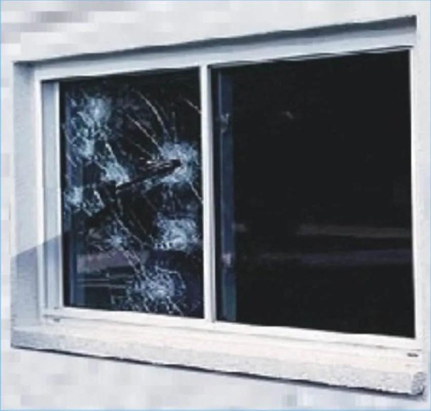 vidrio blindado para ventanas