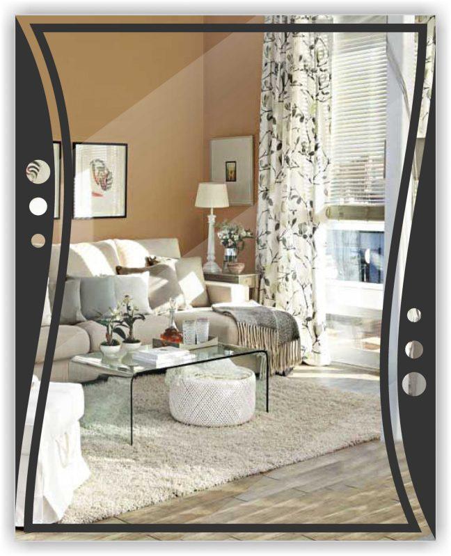 Puertas para ba o soluciones para la nueva arquitectura for Espejos biselados para sala