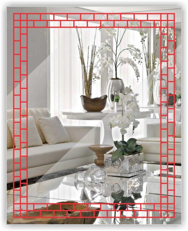 Espejos baratos para baños y salas