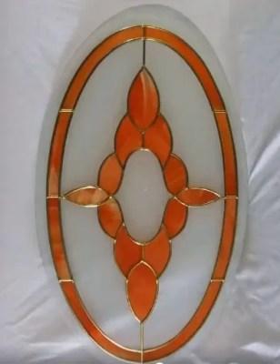 vitrales para puertas