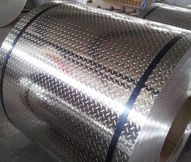 Aluminum Diamond Plate 4x8