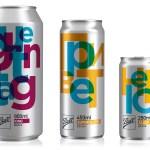 Tre nya storlekar på drickaburkar i aluminium introduceras av Ball