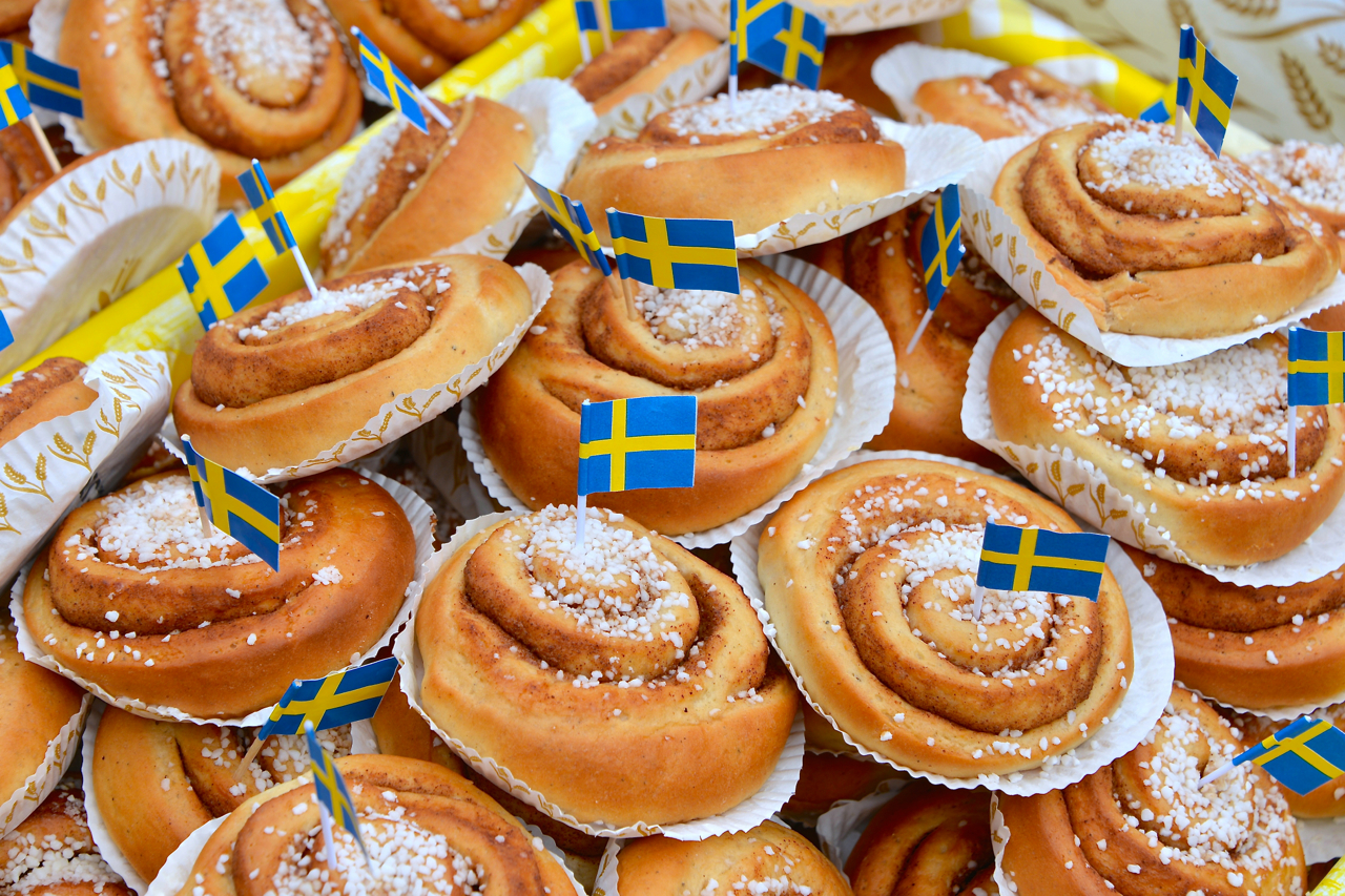 Svenska nationaldagen!