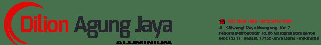 Distributor Aluminium untuk Kebutuhan Industri