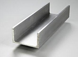 6063 Aluminum Channels On Aluminum Distributing. Inc. d/b/a ADI Metal
