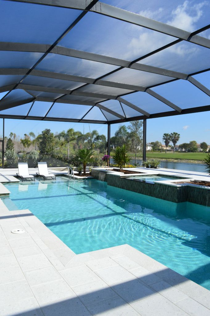 megaview pool enclosure built by megaview extrustions inc