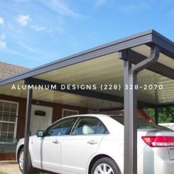 aluminum patio or carport