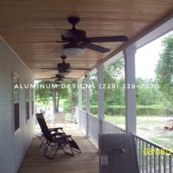 Porch addition