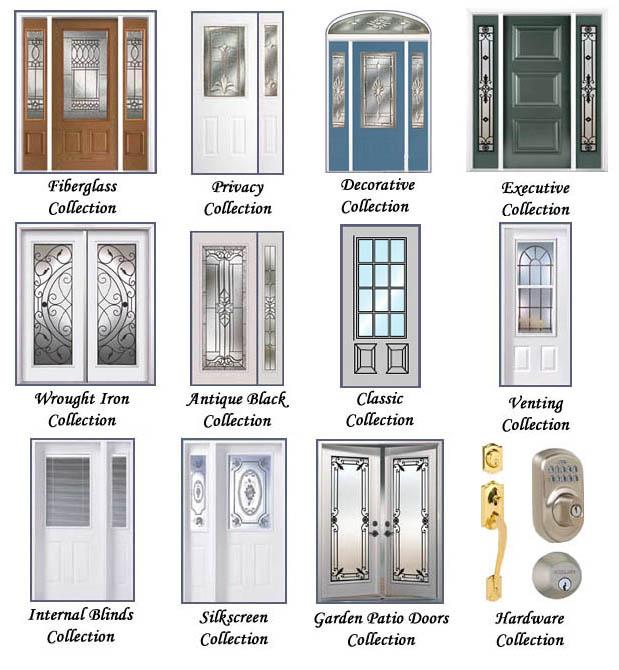 Front Door Styles & Collections