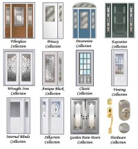 Front Door Styles & Collections