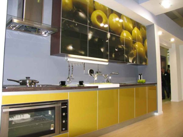 مطبخ الوميتال 3d