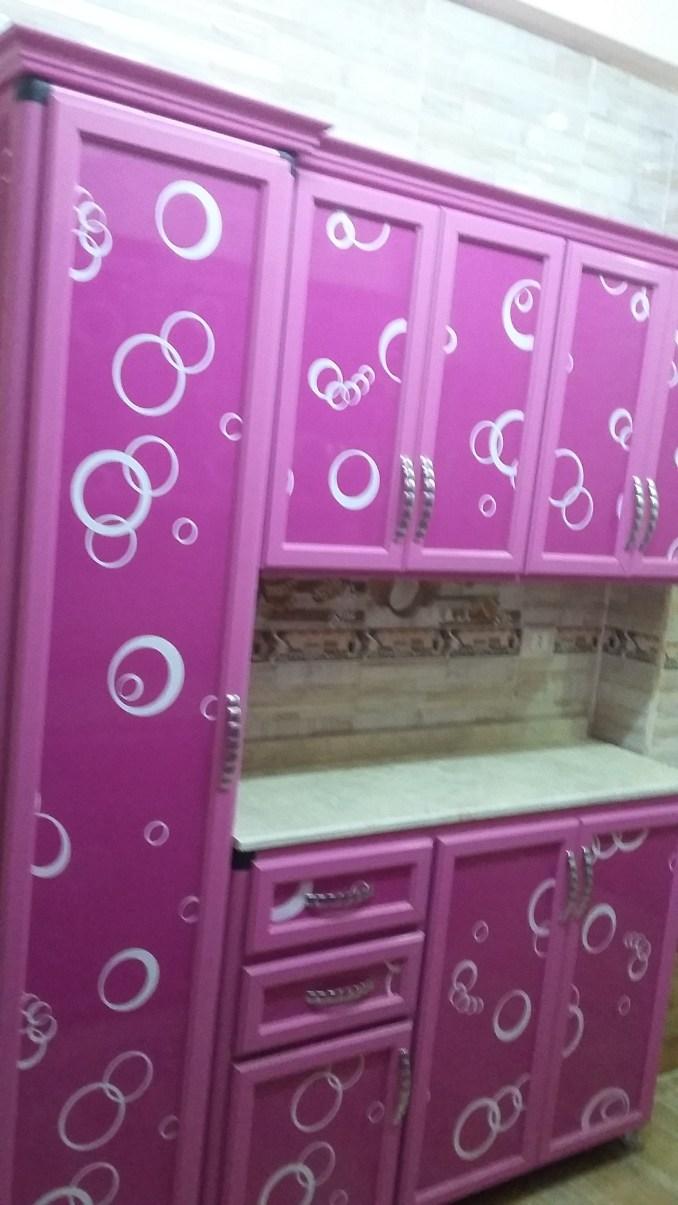 مطبخ الوميتال فوشيا