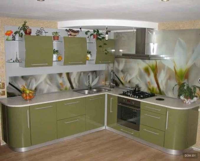 مطبخ الوميتال لف صغيرة