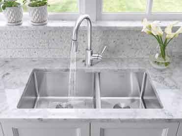 احواض المطبخ الجرانيت والرخام
