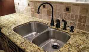 افضل انواع حوض المطبخ داخل الررخام والجرنيت