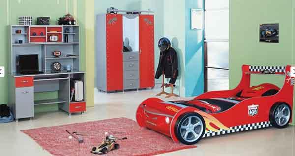 غرف نوم اطفال حديثه شكل عربية