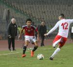 مصر تخطف فوزا معنويا من تونس في الوقت القاتل