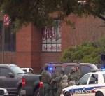 أمريكا: مسلح يحتجز عدة رهائن في جامعة ألاباما