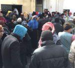 """""""الهلال الأحمر"""" توزع مساعدات على 500 أسرة سورية في """"عجلون"""" الأردنية"""