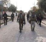 القوات العراقية تسيطر على مجمع الدوائر الحكومية وتقتحم جامعة الموصل