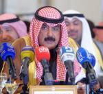 """الجارالله: نرحب بتصريحات المسؤولين العراقيين بشأن ممر """"خور عبدالله"""""""