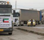 الكويت تزود مدارس الموصل بطاولات مدرسية وسبورات