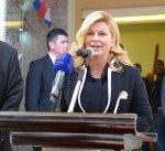 """رئيسة كرواتيا: ندعم اعفاء الكويتيين من """"شنغن"""""""