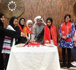 الشباب الخليجي يشاركون الكويت احتفالاتها بالأعياد الوطنية