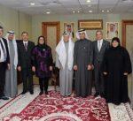 وفد المجلس الأعلى للمرأة في البحرين يشيد بتجربة الكويت في تمكين المرأة