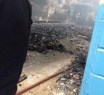 """""""الإطفاء"""": السيطرة على حريق مدرسة الحميضي بالجهراء"""