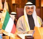 الغانم يدعو رئيس مجلس الشورى في بروناي لزيارة الكويت