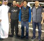 """سفيرنا بالمنامة يشيد بنتائج فريق """"دراغ – ريس"""" ببطولة البحرين"""