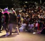انطلاق مهرجان الشباب الخليجي في حديقة الشهيد وسط حضور كبير