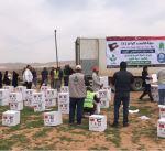 """فريق """"تراحم"""" الكويتي يطلق حملته التاسعة لدعم اللاجئين السوريين بتركيا"""