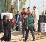 """""""الكويت بجانبكم"""" توزع 1500 سلة غذائية على النازحين العراقيين"""