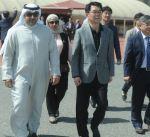 """وزير """"الإسكان"""" : حرص كوري على المشاركة بالمشاريع التنموية في الكويت"""