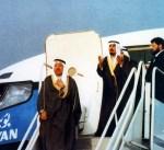 26 عاما على عودة الأمير الراحل الشيخ جابر الأحمد إلى أرض الوطن إثر التحرير