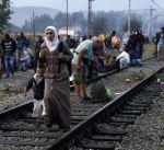 مفوضية أممية تحذر من سوء أوضاع اللاجئين مع دخول الأزمة السورية عامها السابع