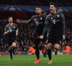 بايرن ميونخ يقسو على ارسنال بخماسية جديدة ويبلغ ربع نهائي دوري أبطال أوروبا