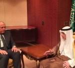 شكري والجبير يتفقان على عقد جولة مشاورات سياسية بين البلدين