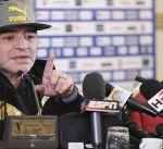 مارادونا ينتقد تجاهل لاعبي المنتخب الأرجنتيني لباتيستوتا
