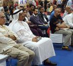 معرض أربيل الدولي للكتاب يحتفي بالكاتب والروائي الكويتي سعود السنعوسي