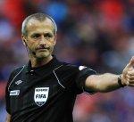صافرة إنجليزية تدير ديربي مدريد بين الريال وأتلتيكو في دوري الأبطال