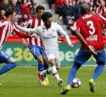 ريال مدريد يعزز صدارته للدوري الإسباني بفوز قاتل على خيخون